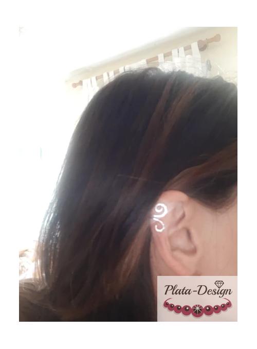 PENDIENTES EAR CUFF MÚLTIPLES POSICIONES (1 UNIDAD)