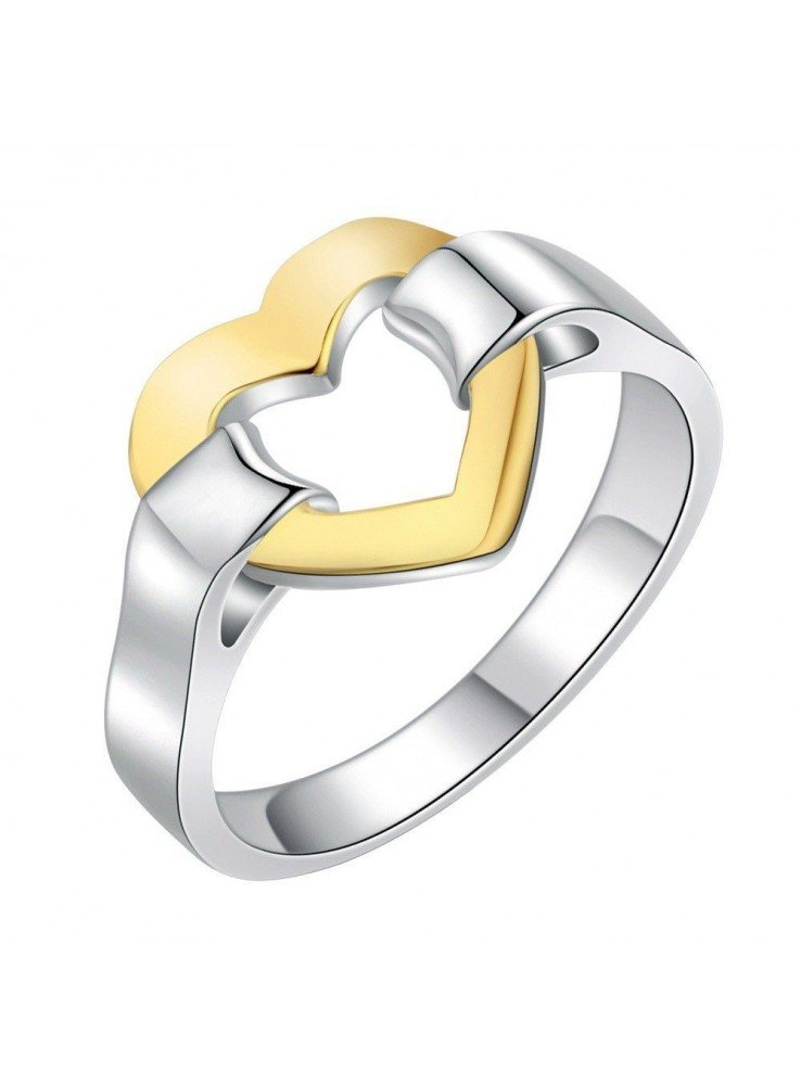 2e28f31cd28d Anillos con corazones ♥ Anillos compromiso baratos ♥ Anillos de plata