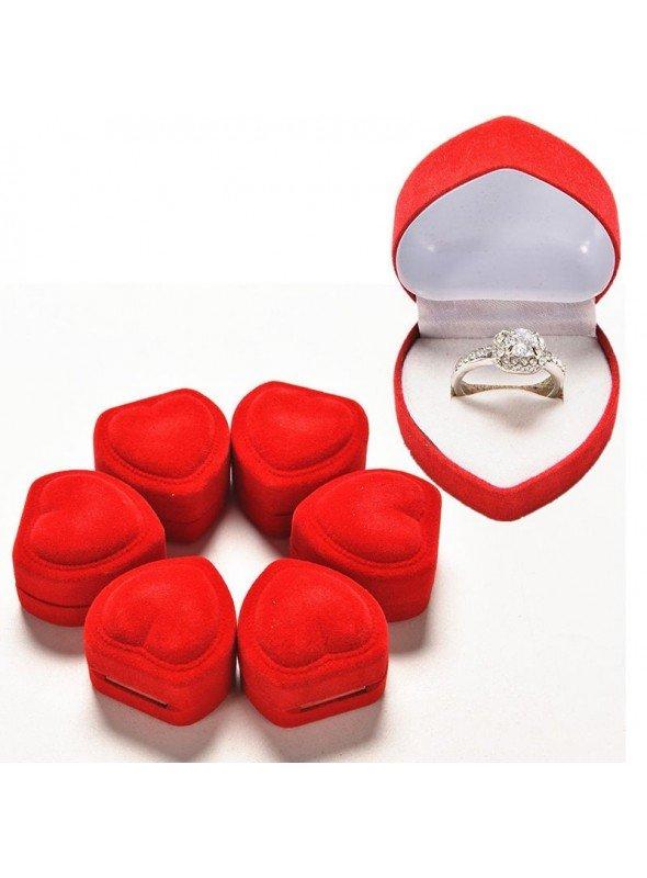 66ae4c59256fd Cajas regalo joyería ♥ Caja corazón para joyas ♥ Cajas para joyas