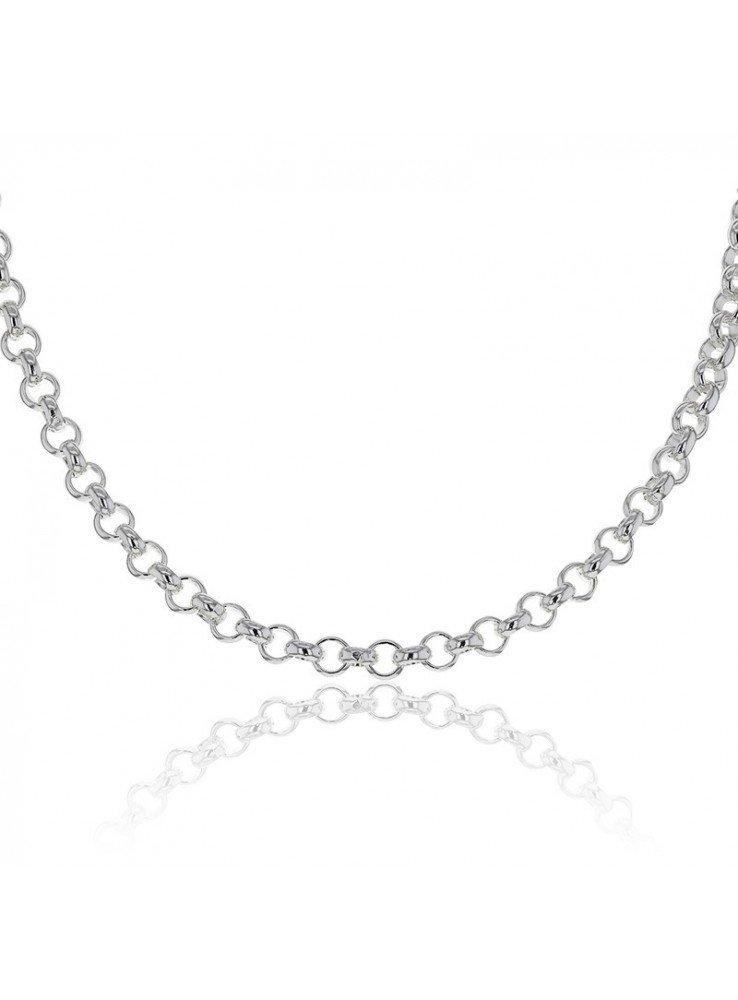 3dcf7c107424 Cadenas de plata baratas ♥ Cadenas de plata rolo ♥ Cadenas de plata