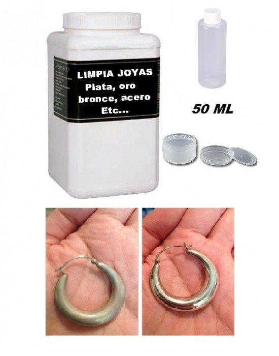 LÍQUIDO LIMPIADOR DE JOYAS POR INMERSIÓN