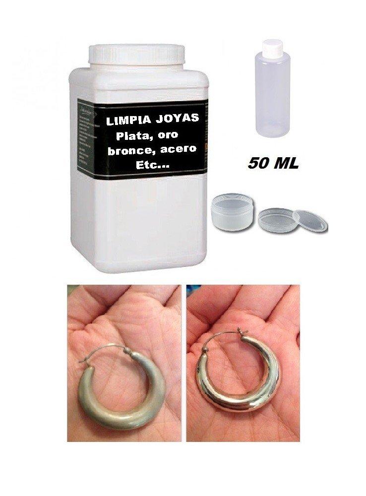 dca8319ee39e Líquido limpia joyas ♥ Limpiador joyas ♥ Líquido joyas por inmersión