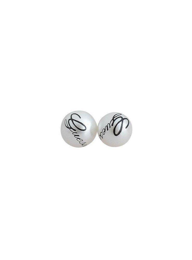 d7a61b344f4e Pendientes perlas ♥ Pendientes guess ♥ Pendientes perla guess