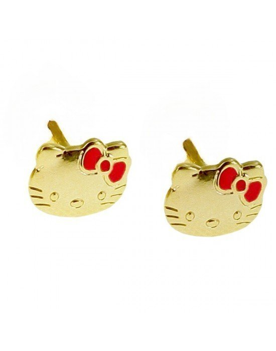 PENDIENTES HELLO KITTY (TARA)