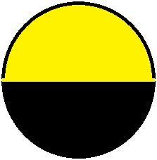 negro/dorado