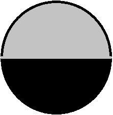 negro/plateado